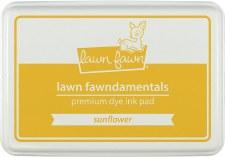 Lawn Fawn Premium Dye Ink- Sunflower