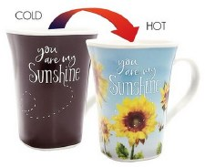 Color Changing Story Mug- Sunshine