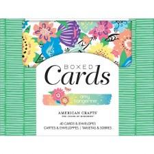Boxed Cards & Envelopes- Sunshine & Good Times