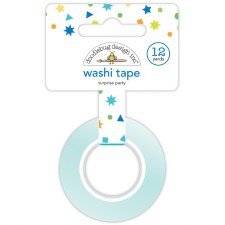 Party Time Washi Tape- Surprise Party