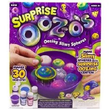 Craft Kit- Surprise Ooz-o's Slime Spheres