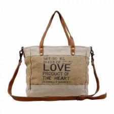 Myra Market Bag- Sustainable Organic