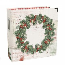 Simple Vintage: Country Christmas 6x8 Sn@p! Holiday Binder