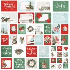 Simple Vintage: Country Christmas Sn@p! Cards