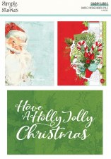Simple Vintage: North Pole Sn@P! Cards