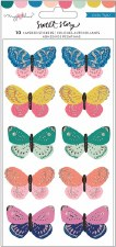 Maggie Holmes Sweet Story Layered Butterflies
