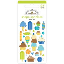Party Time Shape Sprinkles- Sweet Boy