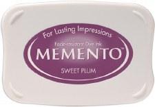 Memento Dye Ink Pad- Sweet Plum