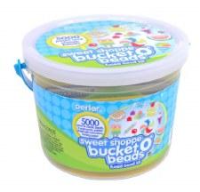 Perler Bucket O' Beads- Sweet Shop