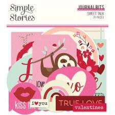 Sweet Talk Die Cuts- Journal Bits