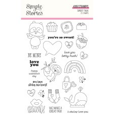 Sweet Talk Clear Stamps
