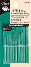 Dritz - Milliners Hand Needles