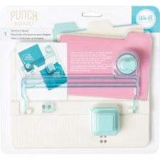 We R Memory Keepers Punch Board- Tab
