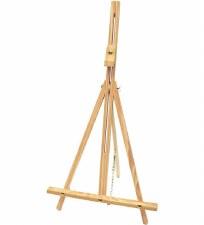 "Simply Art Wood Table Easel, 18"""