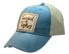 Women's Trucker Baseball Cap- Tanned & Tipsy