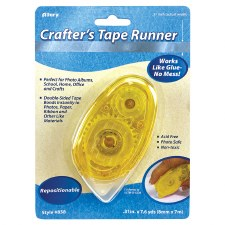 Crafter's Tape Runner - Repositioable