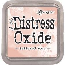 Tim Holtz Distress Oxide- Tattered Rose Ink Pad
