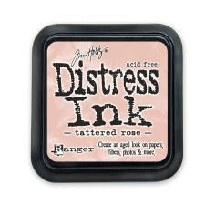 Tim Holtz Distress Ink- Tattered Rose Ink Pad