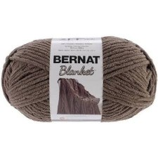 Bernat Blanket Yarn- Taupe