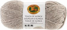 Touch of Alpaca Yarn- Taupe