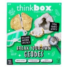 Think Box: Break Your Own Geodes