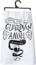 LOL Dish Towel- Guardian Angel