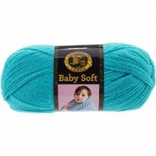 Baby Soft Yarn- Teal