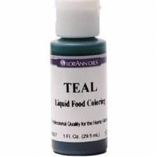 Food Coloring Liquid - Teal