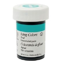 Icing Color, 1oz- Teal
