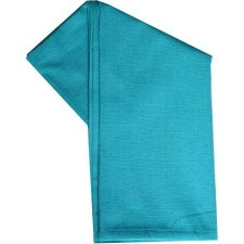 "Solid Weave 20""x28"" Tea Towel- Teal"