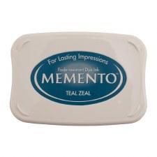 Memento Dye Ink Pad- Teal Zeal
