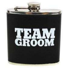 Flask, 6oz- Team Groom