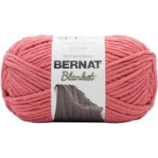 Bernat Blanket Yarn- Terracotta Rose