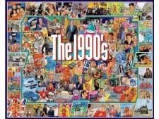 The 1990's - 1,000 Piece Puzzle