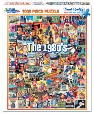 The 1980's- 1000 Piece Puzzle