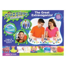 Cra-Z-Art Slime Kit- The Great Slime Extravaganza