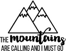 Mountains are Calling Vinyl