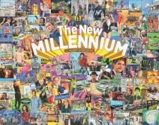 The New Millennium - 1,000 Piece Puzzle