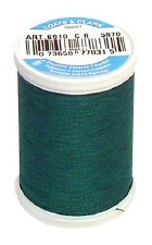 Coats & Clark - Dual Duty XP General Purpose Thread - Dark Jade