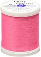 Coats & Clark - Dual Duty XP General Purpose - Neon Pink
