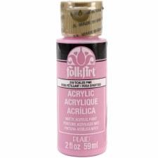 FolkArt 2 Oz. Acrylic Paint- Tickled Pink