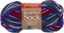 Wool Free Sock Yarn- Timeless