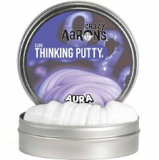 Crazy Aaron's Thinking Putty- Aura