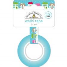 Christmas Town Washi Tape- Tiny Town