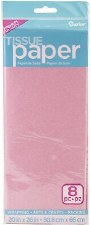 Tissue Paper Sheets - Pink 8pc.