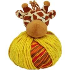Top This! Yarn- Giraffe