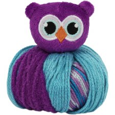 Top This! Yarn- Owl