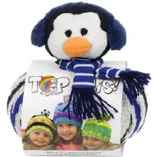 Top This! Yarn- Penguin
