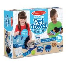 Melissa & Doug Pet Care Play Set- Travel