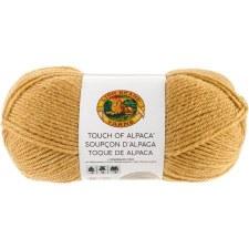 Touch of Alpaca Yarn- Goldenrod